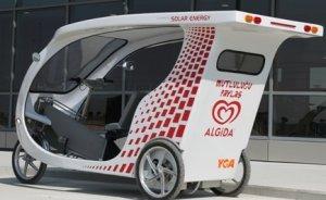 Dondurmacı Algida`dan güneş arabası