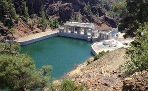 Topçam Barajı`nda elektrik üretimi başlıyor