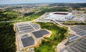 Yingli Solar'dan yeşil sahalara yeşil enerji