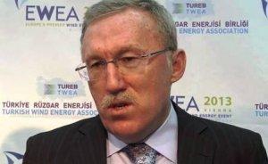 Murat Mercan Dünya Enerji Konseyi Milli Komite Başkanı