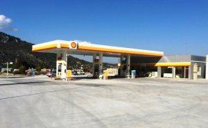 Shell & Turcas bir istasyon da Aydın Söke Çıkışında açtı