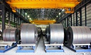 Yılın ilk çeyreğinde çelik ihracatı yüzde 8,9 azaldı