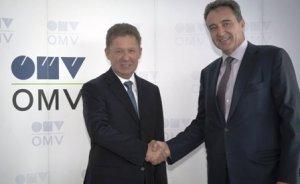 Gazprom ve OMV ilişkilerini güçlendiriyor