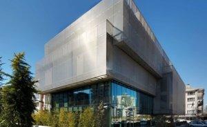 Müteahhitler Birliği binasına çevre ödülü