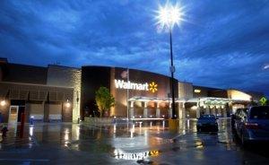 Walmart mağazaları enerji tasarruflu aydınlanacak