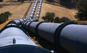Türkiye`den boru hatlarıyla geçen petrol Mart'ta azaldı