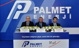 Palmet Enerji 30'uncu yılında 1 milyar dolar ciroya koşuyor