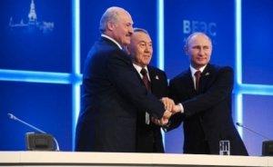 Rusya, Kazakistan ve Belarus anlaşma imzaladı