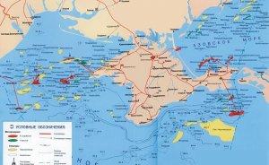 Ruslar Kırım`da neleri ele geçirdi?