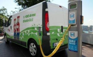 Aras Kargo elektrikli araç filosuyla çevreyi koruyacak
