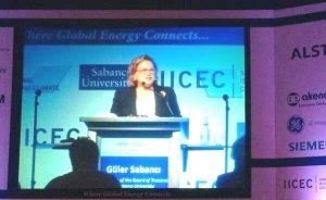 Sabancı: Türkiye enerji merkezi olabilir