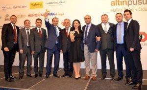 YEDAŞ'a Avrupa'nın İletişim Oskarı ödülü