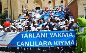 PAGÇEV çevre etkinliklerine Güneydoğu Anadolu`dan başladı