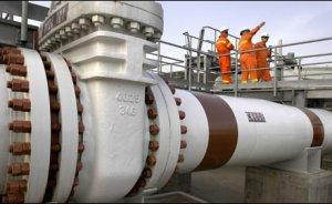 Ukrayna'dan Avrupa'ya gaz akışı normal seyrinde
