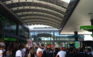Ankara'nın ilk GO yakıt istasyonu açıldı