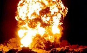 Denizli`deki patlamada 1 kişi öldü