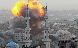 İsrail santrali vurdu Gazze elektriksiz kaldı