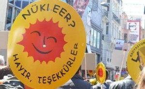 Nükleer karşıtları açıklama yapacak