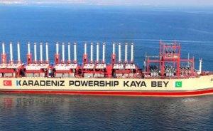 Türkiye`den Gazze`ye yüzer santral gidecek