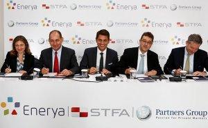 Partners Group, Enerya`ya ortak oldu