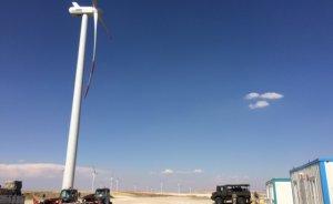 Kangal rüzgâr santrali üretimde