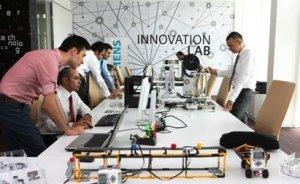 Siemens'den İnovasyon Laboratuvarı