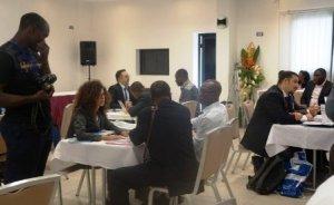 Elektrik elektronik sektörü Kamerun ile Afrika'ya açılacak