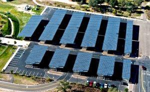 Japonya en büyük güneş santralini yapıyor