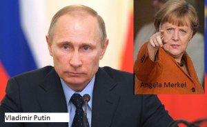 Merkel`in bir bildiği var!