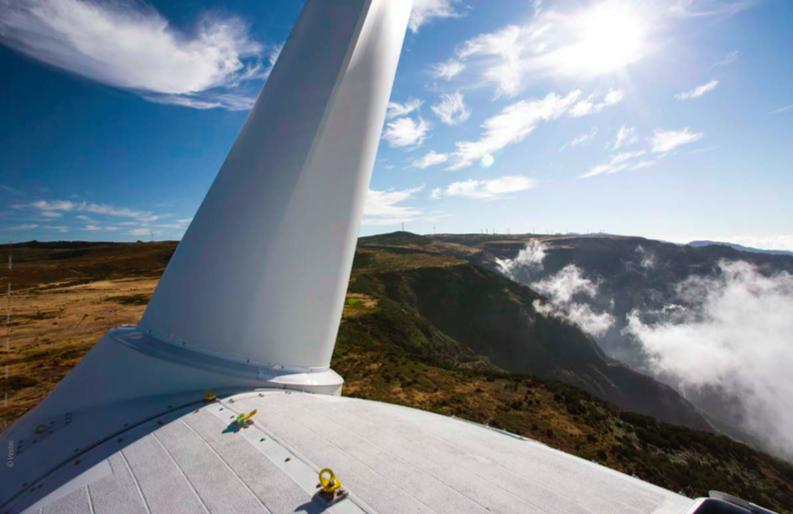 Türkiye rüzgar enerjisi yatırımları 2018