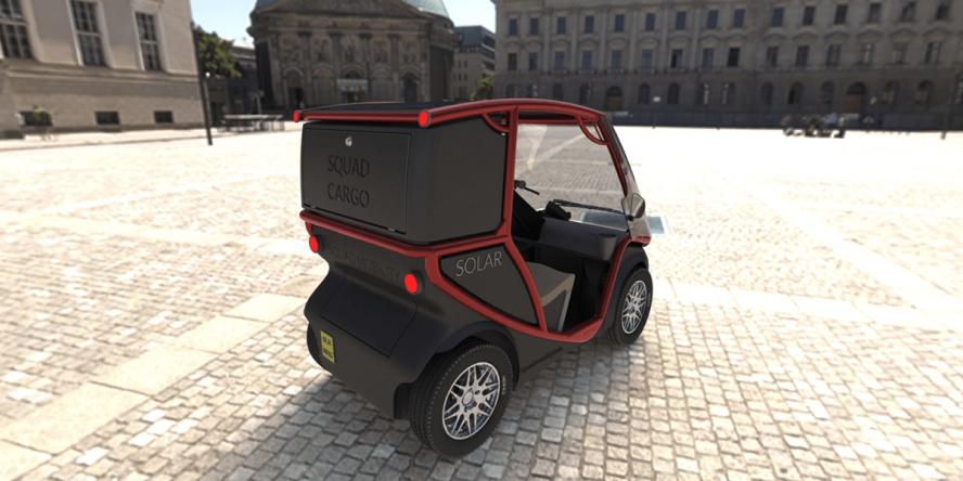 Trafiğe temiz bir çözüm önerisi: Squad Car