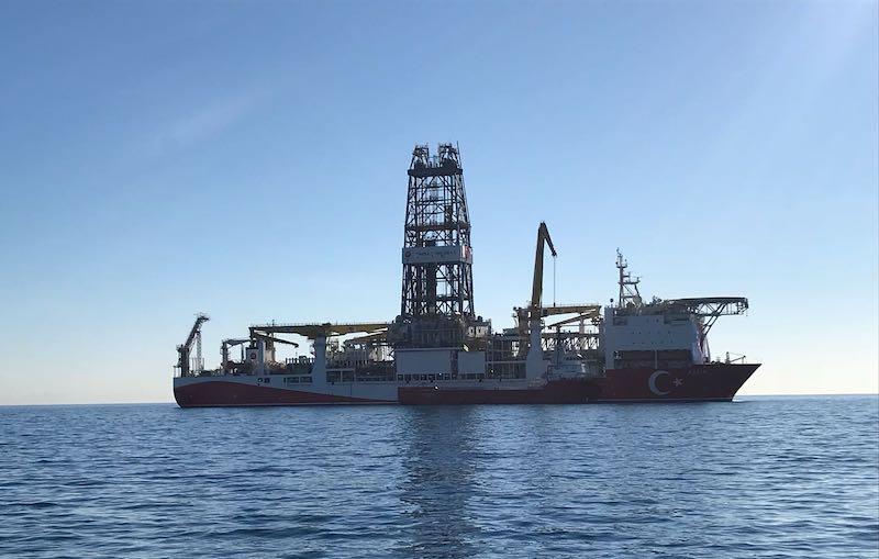 Fatih Sondaj Gemisi ilk sondajına başladı